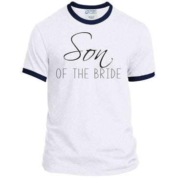 Son of The Bride Script Tee