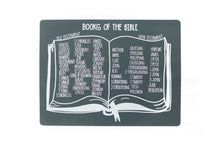 Books of the Bible Placemat