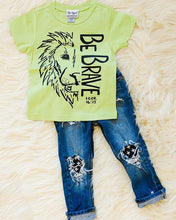 Be Brave Tee
