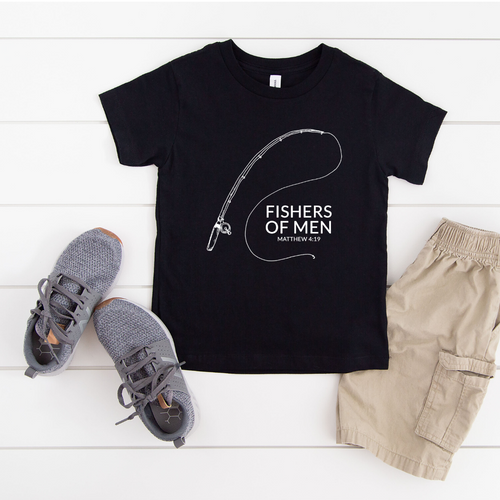 Fishers of Men T-shirt