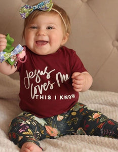 Jesus Loves Me Tee