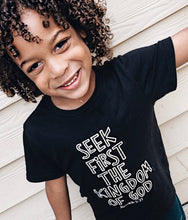 Seek First The Kingdom of God Tee