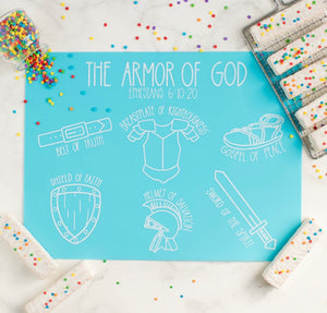 Armor of God Placemat