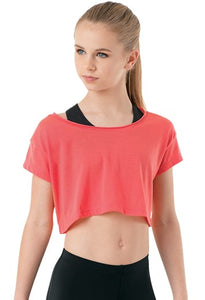 OVER SIZED CROP TOP (Adult)