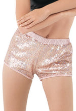 SEQUIN SHORTS (Adult)