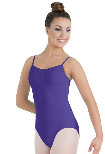 Purple Balera camisole leotard