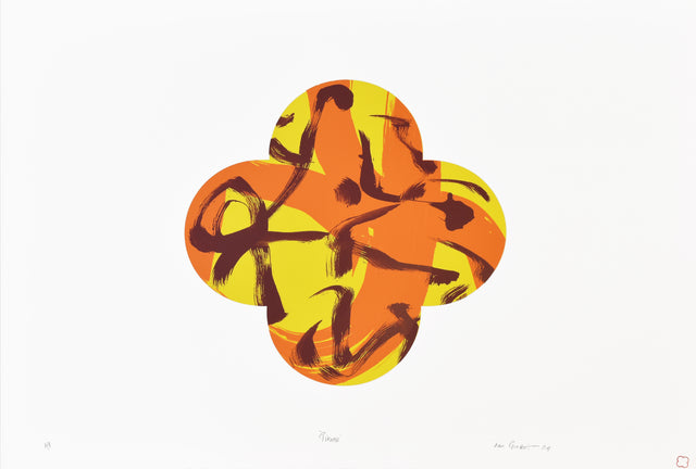Gimblett_2019_Giraffe_edition of 3_screen-print on Fabriano 50% cotton paper_1000 x 700mm_aiiiGIM947-19