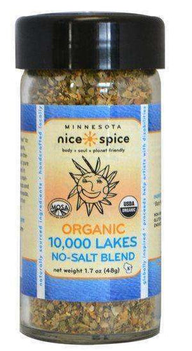 10,000 Lakes No-Salt Blend