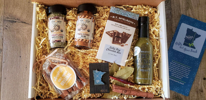 All occasion Minnesota local gift box - MN Nice Gifts