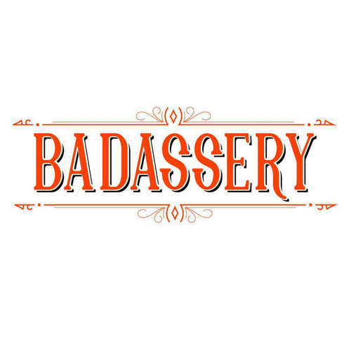 Bad assery Hand Towel