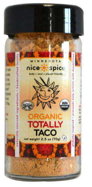 Totally Taco Seasoning - MN Nice Gifts