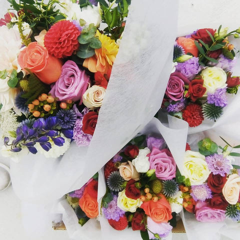 Wedding Wellington Flowers
