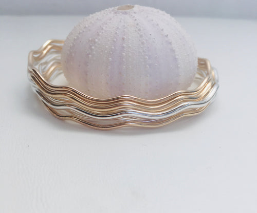 Nalu Wave Bangle