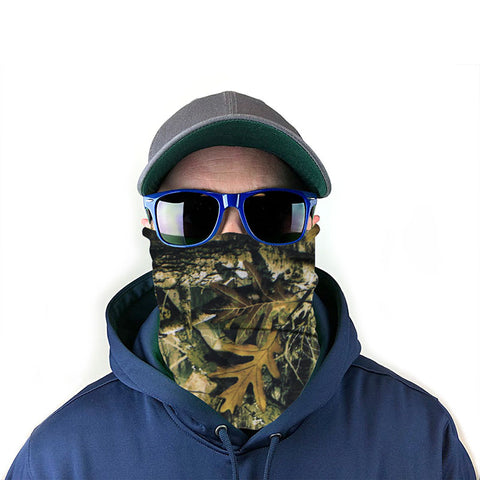 Image of Hunting Camo 10-in-1 Neck Gaiter