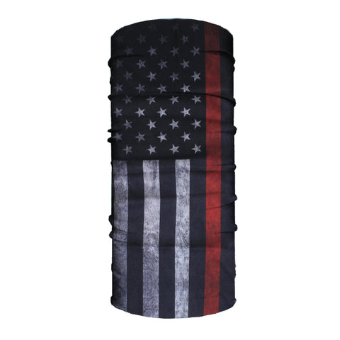 Image of Red Line Flag 10-in-1 Neck Gaiter