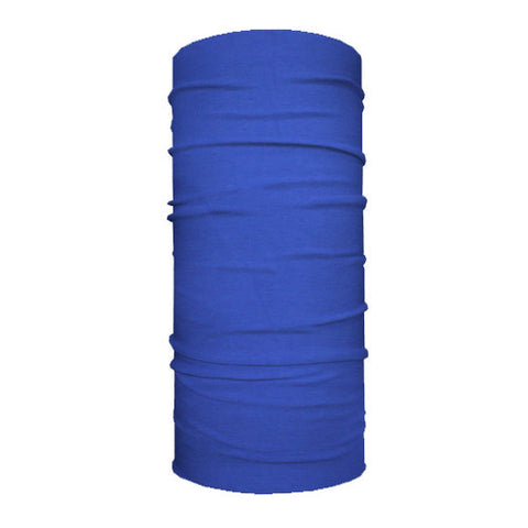 Image of Solid Royal Blue 10-in-1 Neck Gaiters