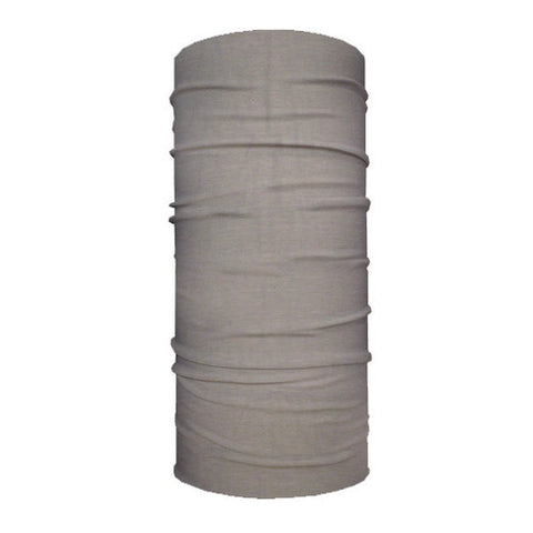 Image of Solid Gray 10-in-1 Neck Gaiters