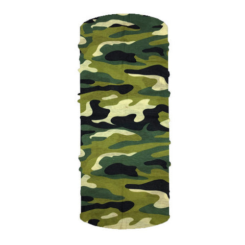 Image of Jungle Camo 10-in-1 Neck Gaiter