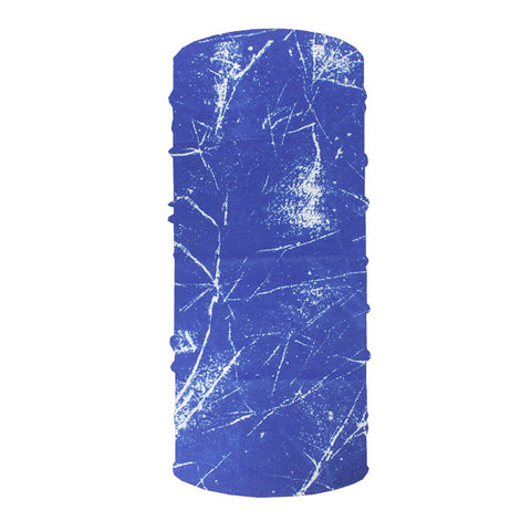 Image of Blue Shatter 10-in-1 Neck Gaiter