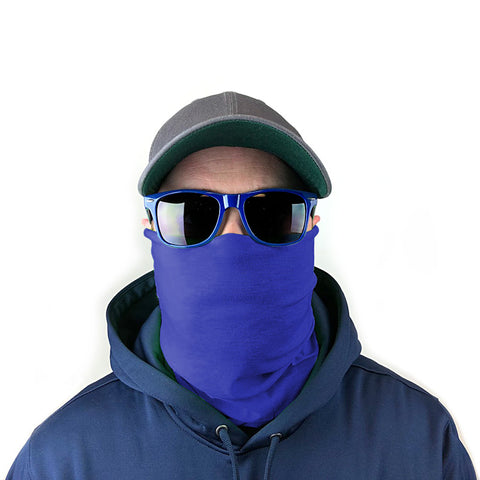 Image of Solid Color 5-Pack Neck Gaiter Bundle