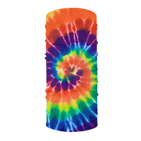 Image of Tie Dye 10-in-1 Neck Gaiter