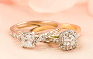 Diamond Engagement Rings by Richard James Jeweller