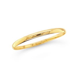 Rose Gold Bangle - Richard James Jeweller | Hawkes Bay, New Zealand