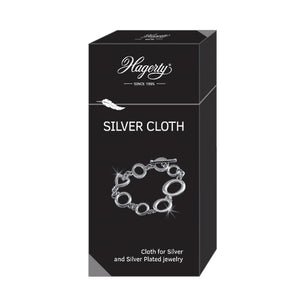 Hagerty - Silver Cloth