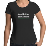 Animal Activists SA - Scoop Neck - Ladies