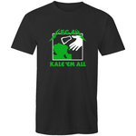 Vegan Kale'em All, Metallica Inspired - Mens