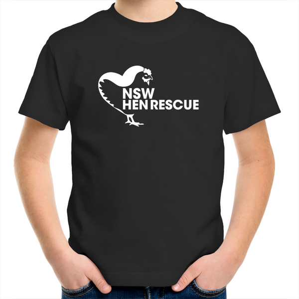 NSW Hen Rescue - Tee - Kids