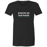 Animal Activists SA - Tee - Ladies