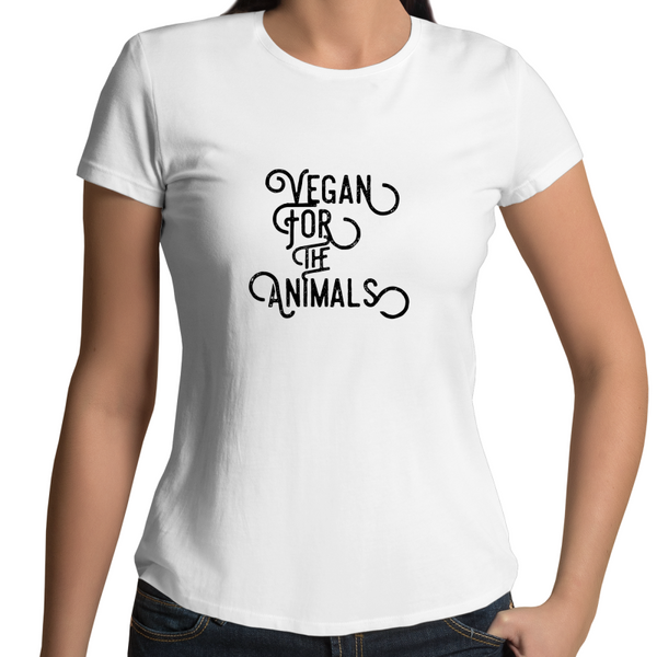 Vegan For The Animals - Vibes - Ladies
