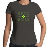 Guac and Roll Green - Ladies