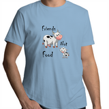Friends Not Food - Cows - Mens