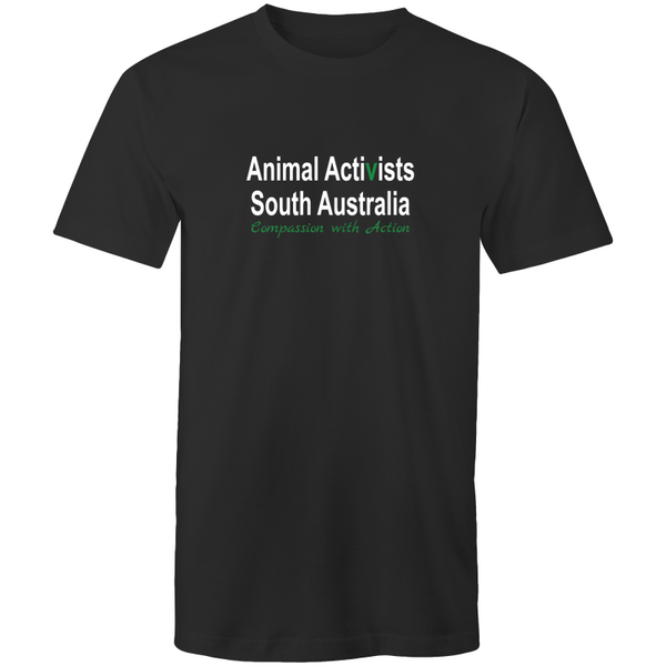 [Pick-Up] Animal Activists SA - Tee - Mens