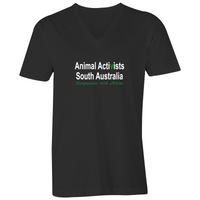 Animal Activists SA - V-Neck - Mens