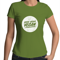 Born Again Vegan - Spot On - Ladies