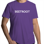 """Beetroot"" - Font Garden - Mens"