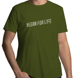 Vegan For Life - Top Notch - Mens