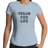 Vegan For Life - Disco - Ladies