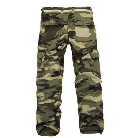 Men Camouflage Fashion army pants, Casual Cargo Trousers for Men, Mens Military clothing, Urban pants overalls