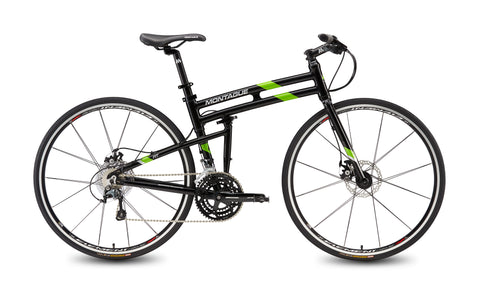Montague FIT - Shimano Tiagra 30 Speed, Carbon Fork