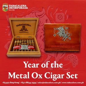 Year of the Metal Ox Cigar Set