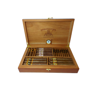 Small Solid Top Humidor Package