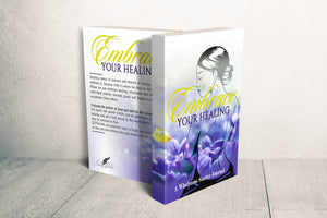 Embrace Your Healing - Journal - IndiWrites