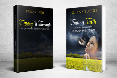 Finding Faith & Faithing It Through Bundle - IndiWrites