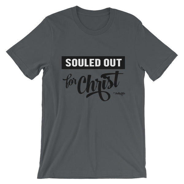 Souled Out (Black) tee - IndiWrites