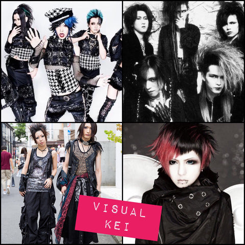 Harajuku - Visual Kei
