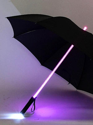 BlissGirl - Blade Runner Light Up LED Umbrella - Harajuku - Kawaii - Alternative - Fashion